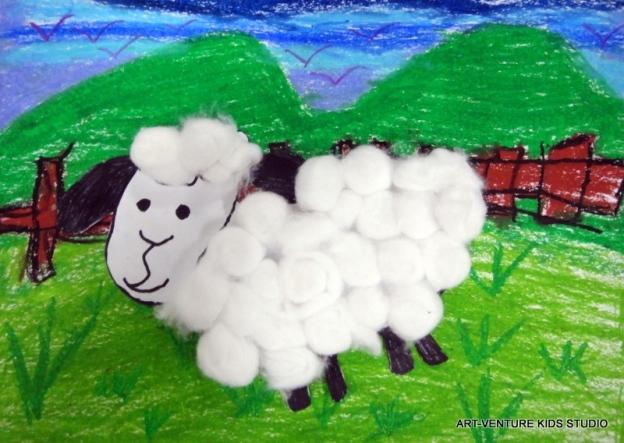 Aktiviti cuti sekolah art venture kids 39 studio page 2 for Mural untuk kanak kanak