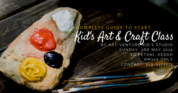 Art & Craft Class for Kids