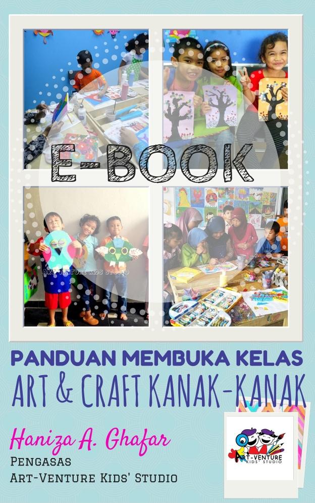 E-BOOK PANDUAN MEMULAKAN KELAS ART &CRAFT KANAK-KANAK
